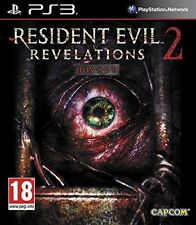 Resident Evil Revelations 2 Game Ps3 PlayStation 3 and