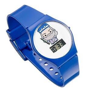 Harry Potter Professor Dumbledore Blue Watch