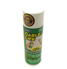 ✵ Cable Life Cable Lubricant • 6.25 oz. • 25006 ✵