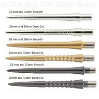Target Storm Replacement Dart Points in Black, Gold or Silver