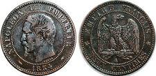 NAPOLEON III 2 CENTIMES 1854 A