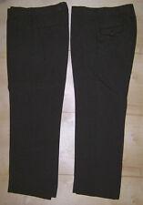 2 Pair USMC Officers Alpha Uniform Trousers 32x31 Green Uniform
