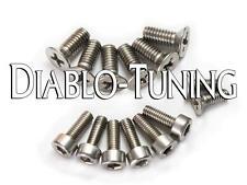 Ibanez EDGE 3 / III Tremolo Intonation, Block Lock Screws SET - Stainless Steel