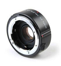 Kenko TelePlus MC4 AF 2.0X DGX Teleconverter for Nikon DGX MC4 2× N-AF