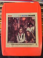 Blues Image Red White & Blues RED CASE 8 TRACK rare psych