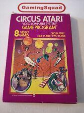 Circus Atari Atari 2600 Boxed, Supplied by Gaming Squad