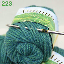 Sale New 1 Skein x 50g Quick Hand Knitting Yarn Soft Worsted Wool Silk Velvet