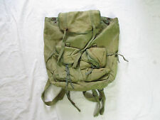 Vietnam War - Viet Cong NLF Combat Rucksack ( Backpack ) - VC -  3 pockets,