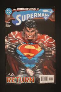 Superman #626 - NEAR MINT 9.2 NM - DC Comics