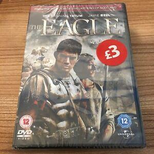 The Eagle DVD (2011) NEW & SEALED Channing Tatum Cert 12 Region 2 UK