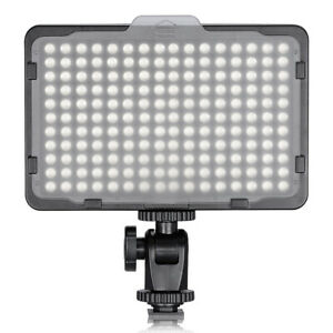 Neewer On Camera Video Light Dimmable 176 LED Panel for Canon, Nikon, Sony