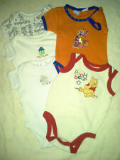 Newborn Baby Boys Summer One-piece Romper 5pcs Cotton Baby Club Disney Size0000