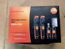 Testo Smart Probes Refrigeration Set of 4 (549i x 2)+(115i x 2)