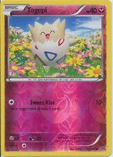 Togepi 43/108 XY Roaring Skies REVERSE HOLO PERFECT MINT! Pokemon