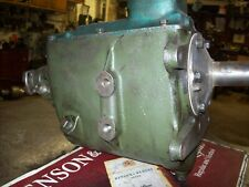 Packard Six 3 Speed Transmission 1935-41