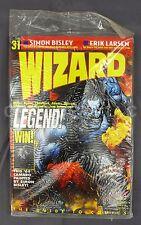 Wizard Comics Magazine #31 March 1994 Variant Lobo Cover Sealed Bag w/ Cards NIB