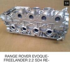 Range Rover evoque-freelander 2.2 SD4 Wiederaufbereitete Zylinderkopf