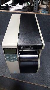 Zebra 110Xi4 Printer 112-801-00200 FULLY LOADED 203DPI/ETH/REWIND/PEEL/ NEW HEAD