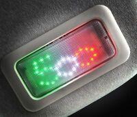 Genuine Fiat 500 Custom Interior Courtesy Light/Lamp. - New, 71807217.