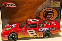 Dale Earnhardt Jr 2003 RCCA Elite 1/24 2002 #8 OREO RITZ NASCAR Chevrolet
