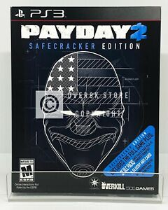 Payday 2: Safecracker Edition - PS3 - Brand New | Factory Sealed