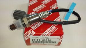 Genuine OEM Toyota 89467-33050 Air Fuel Ratio Upstream Oxygen Sensor 02-03 Camry