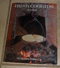 Irish Cooking in Colour Cookbook Cook book 1981 Hardcover Vivienne Abbott Recipe