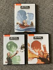 Avatar: the last airbender complete series dvd