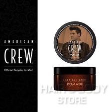 Américain Crew Pommade 85 G Cire Cheveux Fixation Media Coiffante Brillant Style