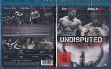 Undisputed 2 - Uncut Version [Blu-ray] Scott Adkins, Michael J. White* NEU&OVP *