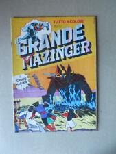 IL GRANDE MAZINGA n°9 1979 fumetto edizioni Fabbri  [P10]