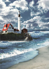 Scenic Photography Backdrop Ocean Studio Prop House Vinyl Photo Background 5x7ft
