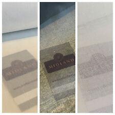 100% Cotton Organdie stiff sheer lightweight fabric for curtain & Lining 43 M689