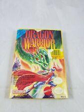 Dragon Warrior (Nintendo Entertainment System, 1989) Complete in Box CIB