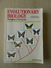 DOUGLAS J. FUTUYMA EVOLUTIONARY BIOLOGY Second Edition