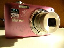 nikon s2700 16 megapixel digital camera/pink