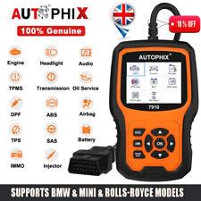 Autophix 7910 Full System OBD2 Diagnostic ABS SRS Oil EPB reset For BMW Scanner