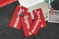 Supremo Jordan caja del teléfono y cubierta para iPhone 6 e iPhone 6s Cubierta De Diseño