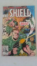 Nick Fury Agent Of SHIELD #41 November 1992 Marvel Comics