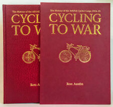Cycling to War - AIF/NZ Cyclist Corps 1916-19 - Military - WWI - Limited Edition