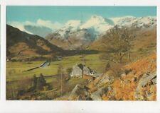 Langdale Pikes Cumbria 1980 Postcard 187b