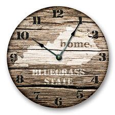 """KENTUCKY HOMELAND CLOCK - 10.5"""" Clock - KY_HMLND"""
