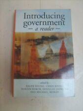 Introducing Government: A Reader,Ralph A. Young, Christopher Binns, Martin Burc