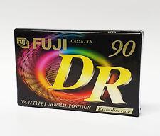 Fuji Audio Cassette Tape DR 90 - SEALED - NEW