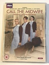 CALL THE MIDWIFE COMPLETE SEASON SERIES FOUR FOURTH 4 2014 CHRISTMAS SPECIAL DVD