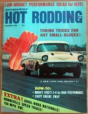 HOT RODDING 1969 NOV - AMC, BONNEVILLE, NHRA, AHRA