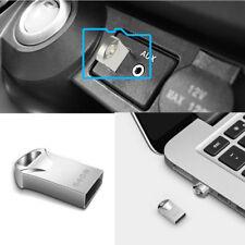 Mini USB Flash Drive 8GB 16GB 32GB 64GB PC/Car USB Memory Stick Metal Pen Drive