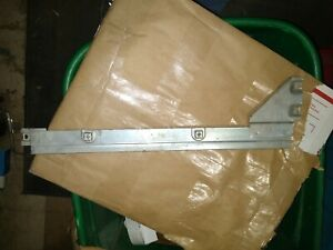 NOS 1955-1959 CHEVY /GMC TRUCK R DOOR GLASS LOWER SASH CHANNEL 3712296 2ND TYPE