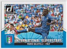 MARIO BALOTELLI 2015 Donruss Soccer International Superstars #27 Italy