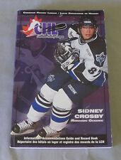 Original Canadian Hockey League 2004-05 Official Hockey Media Guide